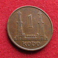 Nigeria 1 Kobo 1974 KM# 8.1 *V3 - Nigeria