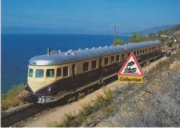 Autorail De Dietrich OSE à Voie Métrique Du Péloponnèse (Grèce)  - - Eisenbahnen