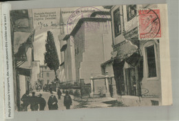 Souvenir De SALONIQUE Mosquée Kassimié Rue Midhat Pacha ( Aghios Demètre) Tampon Mistère De La Guerre (Mars Eur 2021 51) - Greece
