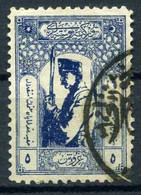 Turkey 1922 - Mi. 771 O, Bayonet Sentry Soldier | Military - Used Stamps
