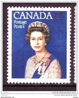 ##15, Canada, élizabeth II - Oblitérés