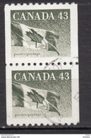 ##15, Canada, Roulette, Coil, Paire - Usados