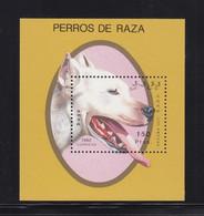 Sahara1992 Dog Chien MNH 1SS ** - Autres - Afrique