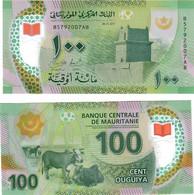 Mauritania 100 Ouguiya 2017 UNC - Mauritania