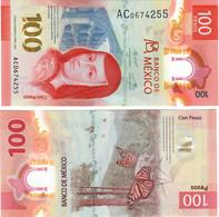 Mexico 100 Pesos 2020 UNC - Mexico
