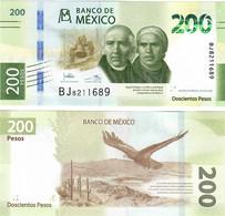 Mexico 200 Pesos 2019 UNC - Mexico