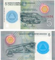 Nicaragua 5 Cordobas 2019 UNC - Nicaragua