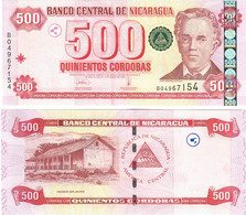 Nicaragua 500 Cordobas 2006 UNC - Nicaragua