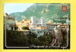 """MONACO . """" LE PALAIS PRINCIER ET LES REMPARTS """" - Réf. N°28940 - - Collections & Lots"""
