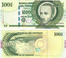 Paraguay 100000 Guaranies 2011 UNC - Paraguay