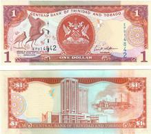 Trinidad And Tobago 1 Dollar 2006 UNC - Trinidad & Tobago