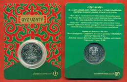 Kazakhstan 2019.Commemorative Coin 100 Tenge Kyz Uzatu.National Tradition. - Kazachstan