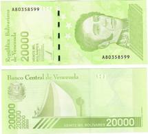 Venezuela 20000 Bolivares 2019 UNC - Venezuela