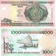 Vanuatu 1000 Vatu 2007 UNC - Vanuatu