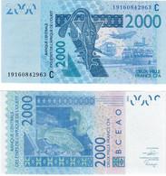 Burkina Faso 2000 Francs 2019 UNC (West African States CFA) - Burkina Faso