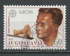 Yougoslavie - Jugoslawien - Yugoslavia 1985 Y&T N°1983 - Michel N°2104 (o) - 3,20d EUROPA - Usati