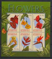 Antigua & Barbuda - 2000 - N° Yv. 2804 à 2809 - Papillons / Butterflies - Neuf Luxe ** / MNH / Postfrisch - Farfalle