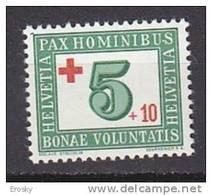 PGL F714 - SUISSE Yv N°418 * - Unused Stamps