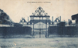 ATHIS MONS : LE CHATEAU - Athis Mons