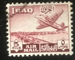 Iraq - Irak - L1/10 - (°)used - 1949 - Michel 151 - Faisal II Brug - Irak