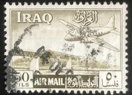 Iraq - Irak - L1/10 - (°)used - 1949 - Michel 155 - Diyala Spoorbrug - Irak