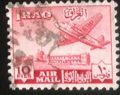 Iraq - Irak - L1/10 - (°)used - 1949 - Michel 152 - Vliegveld Van Basra - Irak