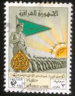 Iraq - Irak - L1/11 - (°)used - 1961 - Michel 301 - Dag Van Het Leger - Irak