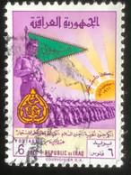 Iraq - Irak - L1/11 - (°)used - 1961 - Michel 302 - Dag Van Het Leger - Irak
