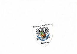 AUTO COLLANT ORCHESTRE DES CADET FRAMERIES - Mons