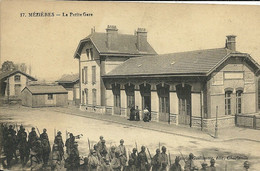 - 08  -  MEZIERES  -  La Petite Gare - Other Municipalities