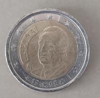 1999 - SPAGNA  - MONETA IN EURO -  VALORE  2 EURO   - CIRCOLANTE - Spanien