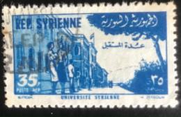 Syrie - Rép. Syrienne - L1/11 - (°)used - 1955 - Michel 646 - Universiteit - Siria