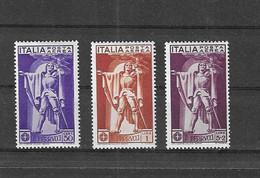 Italien - Selt./ungebr. LP-Lot Aus 1930 - Michel 342/44! - Luftpost