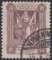 MARIENWERDER   SCOTT NO 49  USED   YEAR 1920 - Sonstige