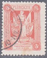 MARIENWERDER   SCOTT NO 52  USED   YEAR 1920 - Sonstige