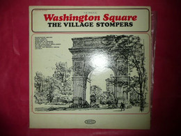 LP33 N°7826 - THE VILLAGE STOMPERS - WASHINGTON SQUARE - MONAURAL/LN 24078 - Jazz
