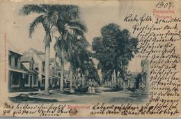 1907 T.P. CIRCULADA , SURINAME / SURINAM ,  PARAMARIBO - MAAGDENSTRAAT - Surinam