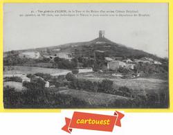 CPA  ALBON *** 26 *** Vue Générale - Cliché Peu Commun - Sonstige Gemeinden