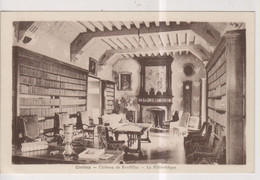 CPA-24-Dordogne- CARLUX- Château De Rouffillac- La Bibliothèque- - Otros Municipios
