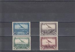 PA1/4 ** (MNH) - OBP € 23 - Poste Aérienne