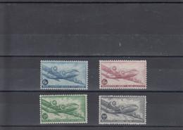PA8/11 ** (MNH) - OBP € 17 - Poste Aérienne