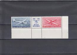 PA26/27 ** (MNH) Drieluik - OBP € 85 - Poste Aérienne