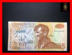 NEW ZEALAND 5 $ 1992 P. 177 UNC - New Zealand