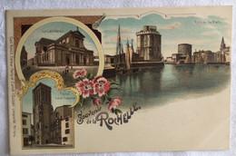 Souvenir De La Rochelle-417 - Gruss Aus.../ Grüsse Aus...