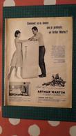 Ancienne Pub Arthur Martin à Revin Ardennes - Advertising