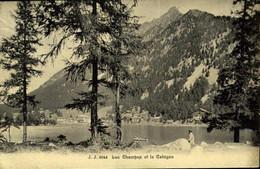 Suisse > VS Valais > Lac Champex Et Le Catogne / 89 - VS Valais