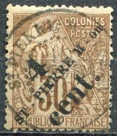 SAINT PIERRE ET MIQUELON - Y&T  N° 43 (o) - Used Stamps