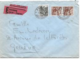 20 -  43 - Enveloppe Exprès Envoyée De Bern 1942 - Briefe U. Dokumente