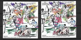 "Blocs Marigny ""Lille 1996"" -Maury N°8 -dentelé Et Non Dentelé- Neuf ** - Nuovi"