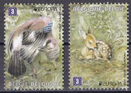 Ei_ Belgien Belgie Belgique 2011 - Mi.Nr. 4226 - 4227 - Postfrisch MNH - Europa CEPT - 2011